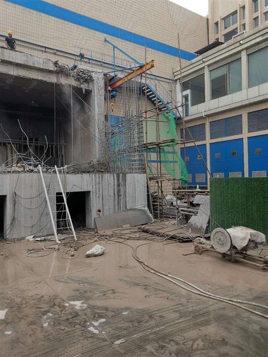 【惠州水下切割工程】惠州市专业水下切割公司队伍