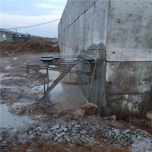 惠州女儿墙切割拆除,惠州建筑工程