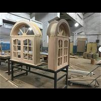 1纯手工工艺丨新疆实木门厂家电话:15023352865@乌鲁木齐门厂