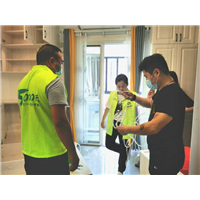 南平市延平区名流世家家装除甲醛治理项目