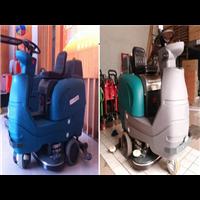 山东洁博士洗地机厂家-超市用大型洗地机