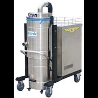 不锈钢材质工业吸尘器.大功率工业吸尘器.化工厂用大功率吸尘器