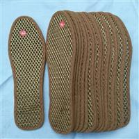 棕鞋垫 棕丝鞋垫 山棕鞋垫 网格棕榈鞋垫