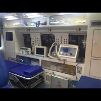 上海专业救护车出租上海救护车长途护送