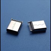 TYPE-C 6P180度两脚立插AF H10.1/10.5