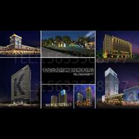 河北石家庄楼宇亮化|楼体亮化|户外照明工程|LED亮化工程
