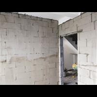 安顺加气砖隔墙