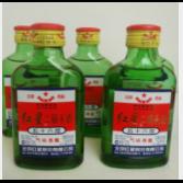 56度红星二锅头绿瓶装白酒