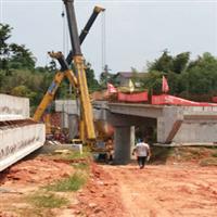 四川路桥吊装桥梁