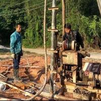 江门打井钻井多少钱一次打井钻井工程队