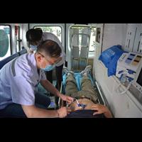 杭州120救护车接送