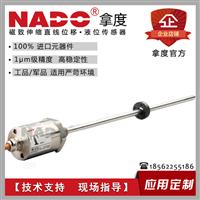 NADOIFM/防水防爆/磁致伸缩传感器尺计/位移液位油缸