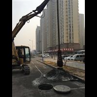 河北省污水池清理|河北省高压清洗管道