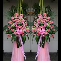 北京北四环会议桌鲜花|北京会议用桌花