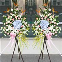 北京上地会议胸花|北京会议桌鲜花