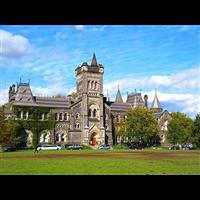 新疆加拿大笑容留学多伦多大学
