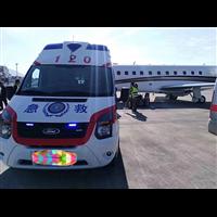 兰州救护车接送