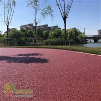 上海亚睿厂家供应彩色帕米亚孔透水混凝土