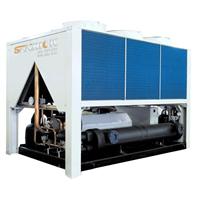 供應蘇州森瑞克SRK-180ASJ 風冷螺桿式冷水機組 制冷量150KW