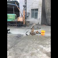 绍兴某工厂钻岩石井