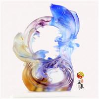 泉州玻璃装饰工艺品