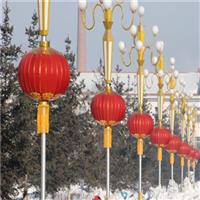 新年室外裝飾LED燈籠批發