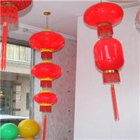 塑料防水LED節日燈籠廠家直銷