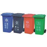 上海塑料垃圾桶生产厂家 塑料垃圾桶批发