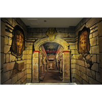 沙县娱乐场所墙绘_沙县墙体彩绘_专业壁画公司