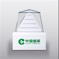 中国烟草转角柜厂家木制、铁制,LOGO、颜色均可定制