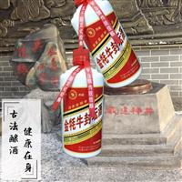 白酒酱香型―金牦牛封坛