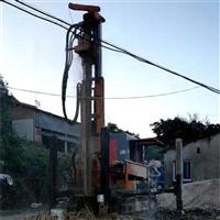 衢州钻岩石井