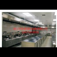 酒店厨房排烟安装案例