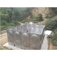 茂名不锈钢组合水箱