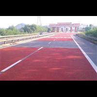 安徽彩色防滑路面