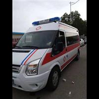 汕头救护车接送