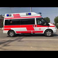 汕头救护车转院