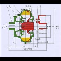 天津限矩型液力耦合器供应商 天津限矩型液力耦合器价格
