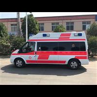 广州救护车长途转运