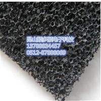 蜂窝状活性炭过滤棉工业废气喷漆房尾气吸油烟机排风系统异味过滤