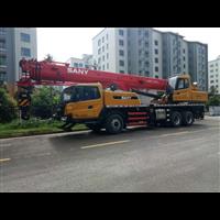 西宁吊车租赁公司