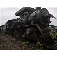 二手蒸汽机车出售-出售二手蒸汽机车