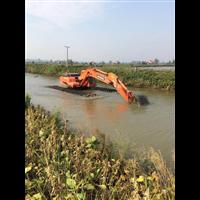 水陆两用挖掘机租赁