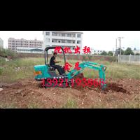 挖机干活图