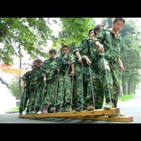 东莞拓展培训项目-大脚板