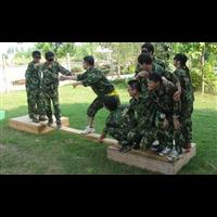 东莞拓展培训项目-孤岛求生