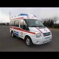 漯河救护车出租