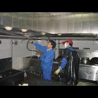 西安市【单位食堂油烟管道】清洗施工
