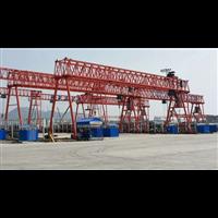 浙江湖州龙门吊用于国家工程项目