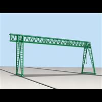 江西上饶龙门吊厂家起重机金属结构
